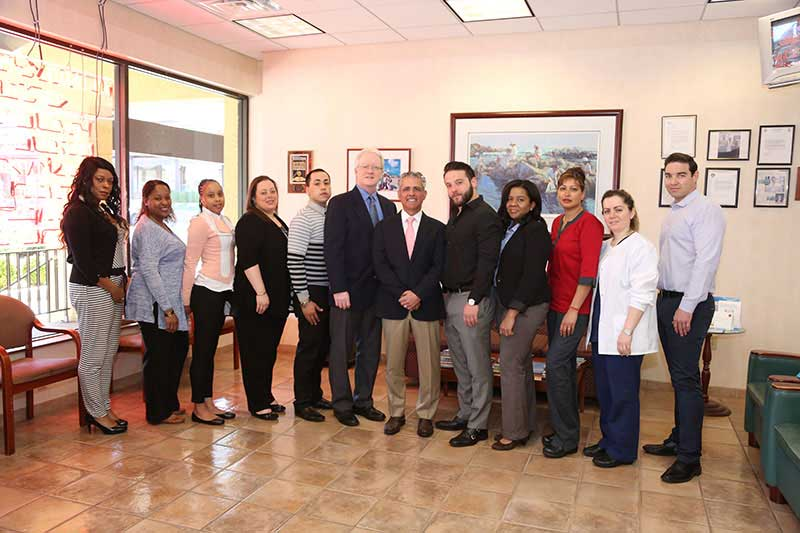 staff of Guerrino Dentistry
